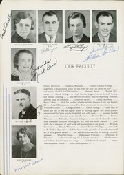 Page 16, 1937 Edition, Tomah High School - Hamot Yearbook (Tomah, WI) online yearbook collection