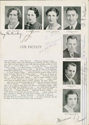 Page 17, 1937 Edition, Tomah High School - Hamot Yearbook (Tomah, WI) online yearbook collection