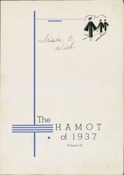 Page 7, 1937 Edition, Tomah High School - Hamot Yearbook (Tomah, WI) online yearbook collection