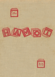 1943 Edition, Tomah High School - Hamot Yearbook (Tomah, WI)