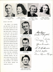 Page 12, 1948 Edition, Tomah High School - Hamot Yearbook (Tomah, WI) online yearbook collection