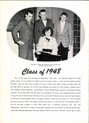 Page 16, 1948 Edition, Tomah High School - Hamot Yearbook (Tomah, WI) online yearbook collection