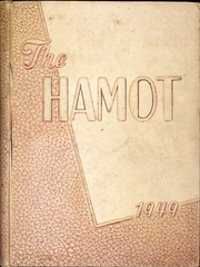 1949 Edition, Tomah High School - Hamot Yearbook (Tomah, WI)