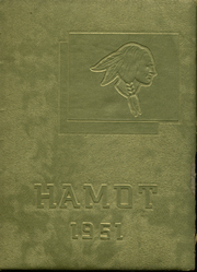 1951 Edition, Tomah High School - Hamot Yearbook (Tomah, WI)
