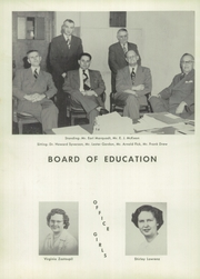 Page 10, 1951 Edition, Tomah High School - Hamot Yearbook (Tomah, WI) online yearbook collection