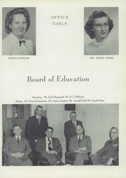 Page 11, 1952 Edition, Tomah High School - Hamot Yearbook (Tomah, WI) online yearbook collection