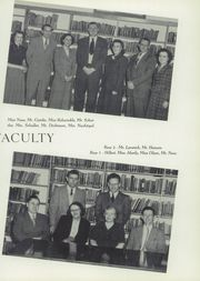 Page 13, 1952 Edition, Tomah High School - Hamot Yearbook (Tomah, WI) online yearbook collection