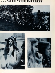 Page 10, 1973 Edition, Appleton East High School - Lantern Yearbook (Appleton, WI) online yearbook collection