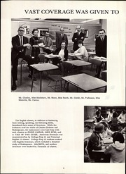 Page 10, 1965 Edition, Homestead High School - Crest Yearbook (Mequon, WI) online yearbook collection