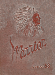 Page 1, 1958 Edition, Custer High School - Warrior Yearbook (Milwaukee, WI) online yearbook collection