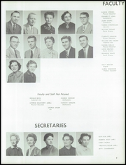 Page 13, 1958 Edition, Custer High School - Warrior Yearbook (Milwaukee, WI) online yearbook collection