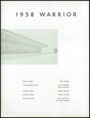 Page 6, 1958 Edition, Custer High School - Warrior Yearbook (Milwaukee, WI) online yearbook collection