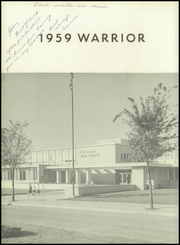 Page 6, 1959 Edition, Custer High School - Warrior Yearbook (Milwaukee, WI) online yearbook collection