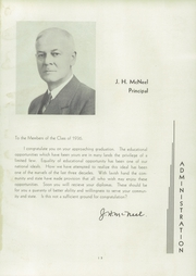 Page 17, 1936 Edition, Beloit Memorial High School - Beloiter Yearbook (Beloit, WI) online yearbook collection