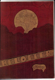 1945 Edition, Beloit Memorial High School - Beloiter Yearbook (Beloit, WI)