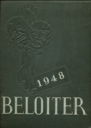 1948 Edition, Beloit Memorial High School - Beloiter Yearbook (Beloit, WI)