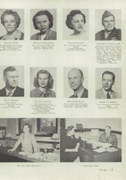 Page 17, 1948 Edition, Beloit Memorial High School - Beloiter Yearbook (Beloit, WI) online yearbook collection