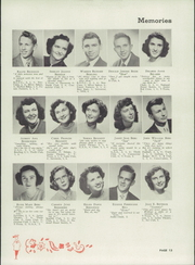 Page 17, 1950 Edition, Beloit Memorial High School - Beloiter Yearbook (Beloit, WI) online yearbook collection