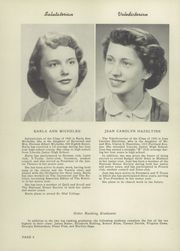 Page 12, 1952 Edition, Beloit Memorial High School - Beloiter Yearbook (Beloit, WI) online yearbook collection
