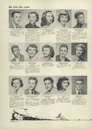 Page 16, 1952 Edition, Beloit Memorial High School - Beloiter Yearbook (Beloit, WI) online yearbook collection