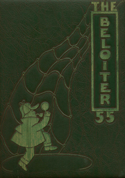 1955 Edition, Beloit Memorial High School - Beloiter Yearbook (Beloit, WI)