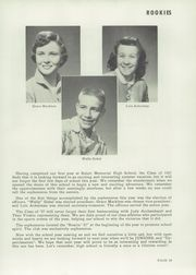 Page 63, 1955 Edition, Beloit Memorial High School - Beloiter Yearbook (Beloit, WI) online yearbook collection