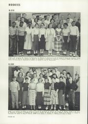 Page 68, 1955 Edition, Beloit Memorial High School - Beloiter Yearbook (Beloit, WI) online yearbook collection
