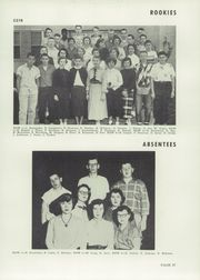 Page 71, 1955 Edition, Beloit Memorial High School - Beloiter Yearbook (Beloit, WI) online yearbook collection