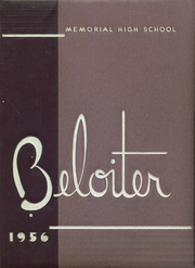 Beloit Memorial High School - Beloiter Yearbook (Beloit, WI) online yearbook collection, 1956 Edition, Page 1