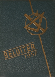 Beloit Memorial High School - Beloiter Yearbook (Beloit, WI) online yearbook collection, 1957 Edition, Page 1