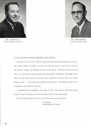 Page 14, 1963 Edition, Beloit Memorial High School - Beloiter Yearbook (Beloit, WI) online yearbook collection