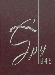 Page 1, 1945 Edition, Bradford High School - Spy Yearbook (Kenosha, WI) online yearbook collection