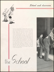 Page 16, 1945 Edition, Bradford High School - Spy Yearbook (Kenosha, WI) online yearbook collection