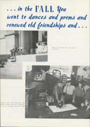 Page 16, 1947 Edition, Bradford High School - Spy Yearbook (Kenosha, WI) online yearbook collection