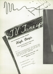 Page 10, 1951 Edition, Bradford High School - Spy Yearbook (Kenosha, WI) online yearbook collection