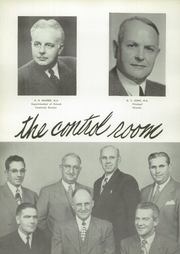 Page 12, 1951 Edition, Bradford High School - Spy Yearbook (Kenosha, WI) online yearbook collection