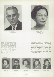 Page 13, 1951 Edition, Bradford High School - Spy Yearbook (Kenosha, WI) online yearbook collection