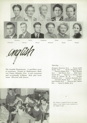 Page 14, 1951 Edition, Bradford High School - Spy Yearbook (Kenosha, WI) online yearbook collection