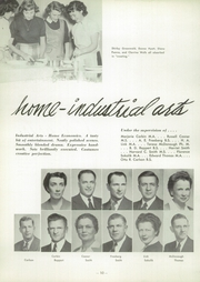 Page 16, 1951 Edition, Bradford High School - Spy Yearbook (Kenosha, WI) online yearbook collection