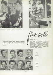 Page 17, 1951 Edition, Bradford High School - Spy Yearbook (Kenosha, WI) online yearbook collection