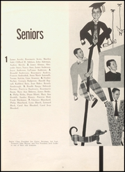 Page 13, 1953 Edition, Bradford High School - Spy Yearbook (Kenosha, WI) online yearbook collection