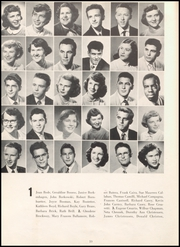 Page 14, 1953 Edition, Bradford High School - Spy Yearbook (Kenosha, WI) online yearbook collection