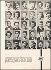 Page 15, 1953 Edition, Bradford High School - Spy Yearbook (Kenosha, WI) online yearbook collection