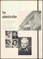Page 7, 1953 Edition, Bradford High School - Spy Yearbook (Kenosha, WI) online yearbook collection