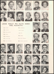 Page 8, 1953 Edition, Bradford High School - Spy Yearbook (Kenosha, WI) online yearbook collection