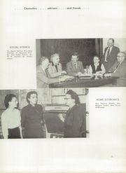Page 15, 1957 Edition, Bradford High School - Spy Yearbook (Kenosha, WI) online yearbook collection