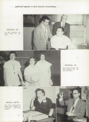 Page 17, 1957 Edition, Bradford High School - Spy Yearbook (Kenosha, WI) online yearbook collection
