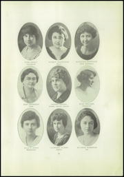 Page 11, 1922 Edition, Lincoln High School - Flambeau Yearbook (Manitowoc, WI) online yearbook collection