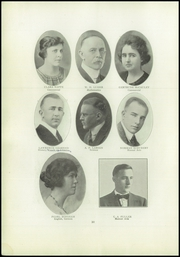 Page 12, 1922 Edition, Lincoln High School - Flambeau Yearbook (Manitowoc, WI) online yearbook collection