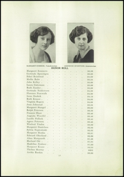 Page 15, 1922 Edition, Lincoln High School - Flambeau Yearbook (Manitowoc, WI) online yearbook collection